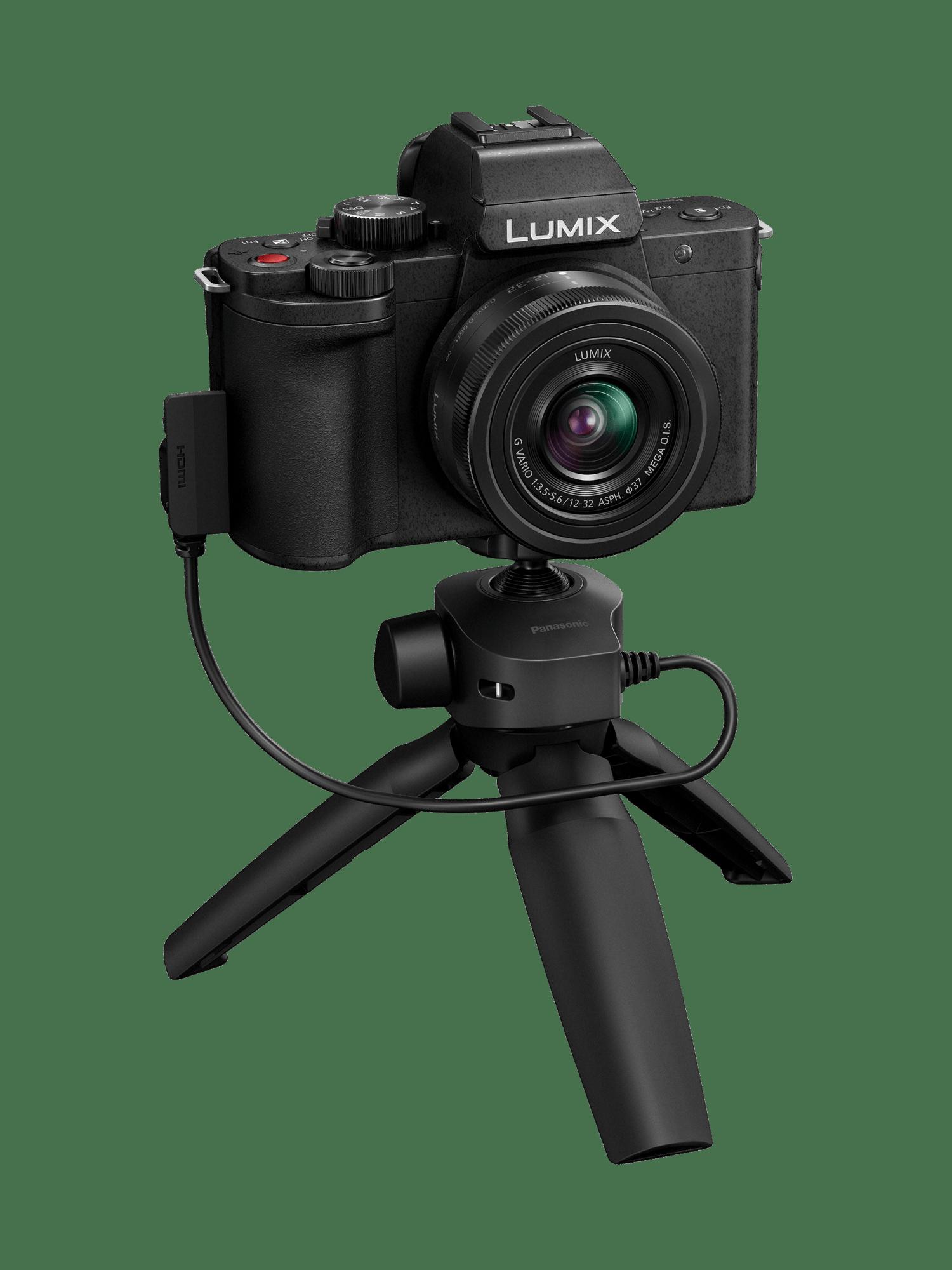 Panasonic LUMIX G100: la VLOGGER camera definitiva
