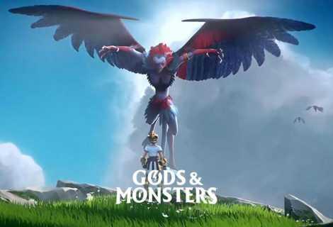 Gods And Monsters: la demo trapelata è diversa dal gioco attuale