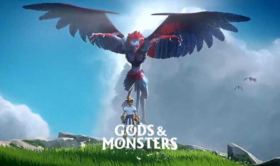 Ubisoft Forward, data di uscita per Immortals: Fenyx Rising