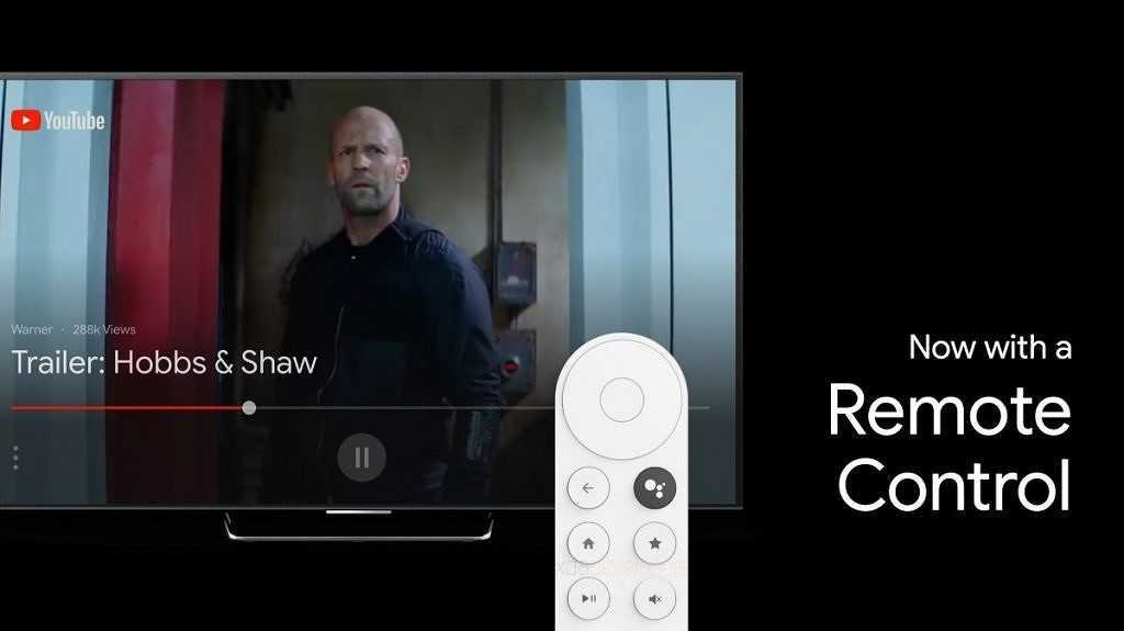 Google: ecco i primi dettagli sul Chromecast con Android TV