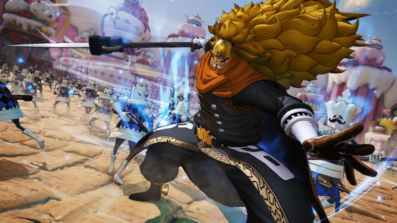 One Piece: Pirate Warriors 4, Vinsmoke Judge arriverà in estate
