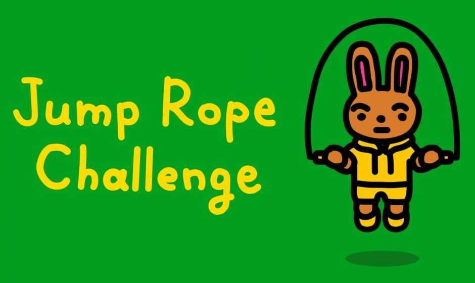 Jump Rope Challenge: salta la corda virtualmente su Switch!