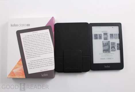 Kobo sta vendendo l'e-reader Clara HD a prezzo scontato
