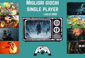 Migliori giochi single player | Luglio 2020