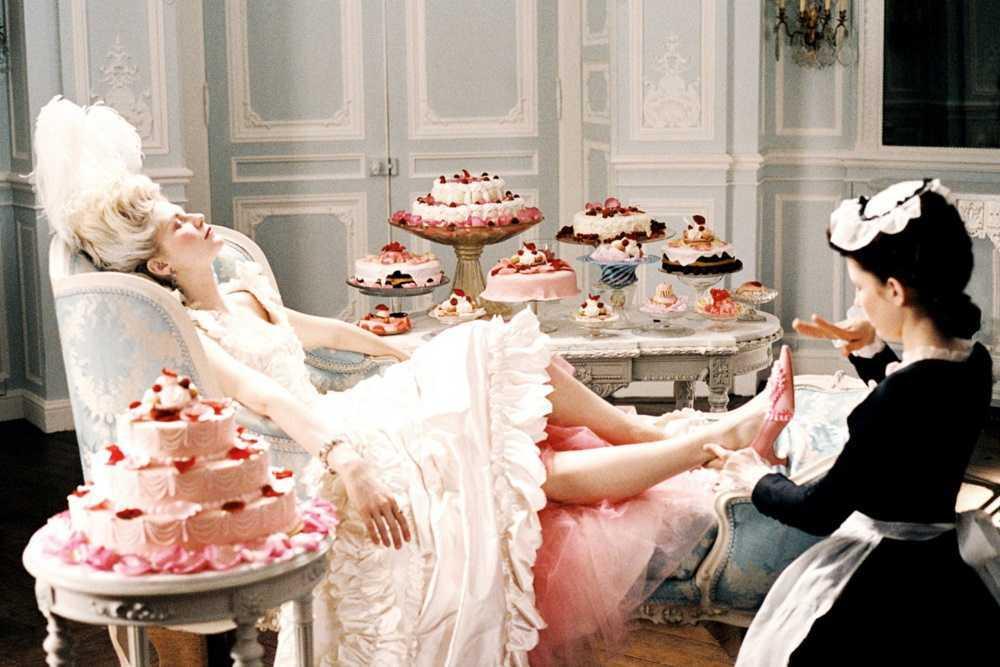 La fotografia nel cinema: Marie Antoinette