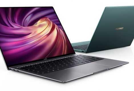 HUAWEI Matebook X Pro: arrivano in Italia i nuovi laptop