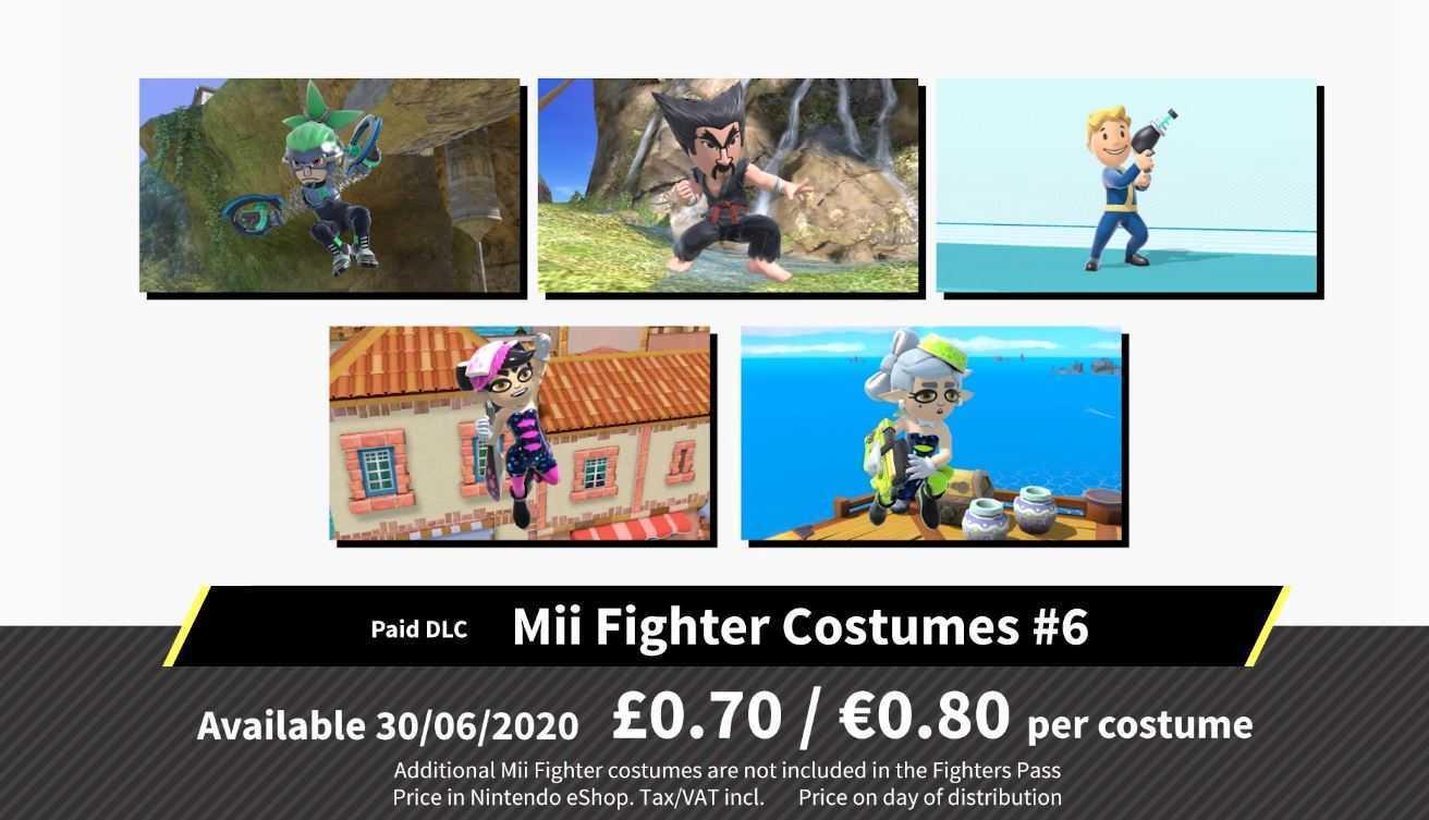 Super Smash Bros Ultimate: Min Min è il nuovo personaggio da ARMS