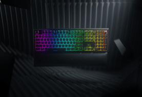 Razer Ornata V2: ecco la nuova tastiera ibrida Mecha-Membrane