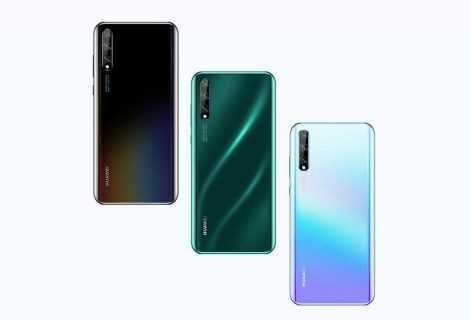 Huawei P smart S: specifiche, prezzo e data di lancio
