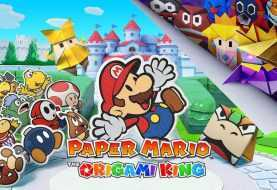 Paper Mario: The Origami King, 34 minuti di gameplay nel nuovo video