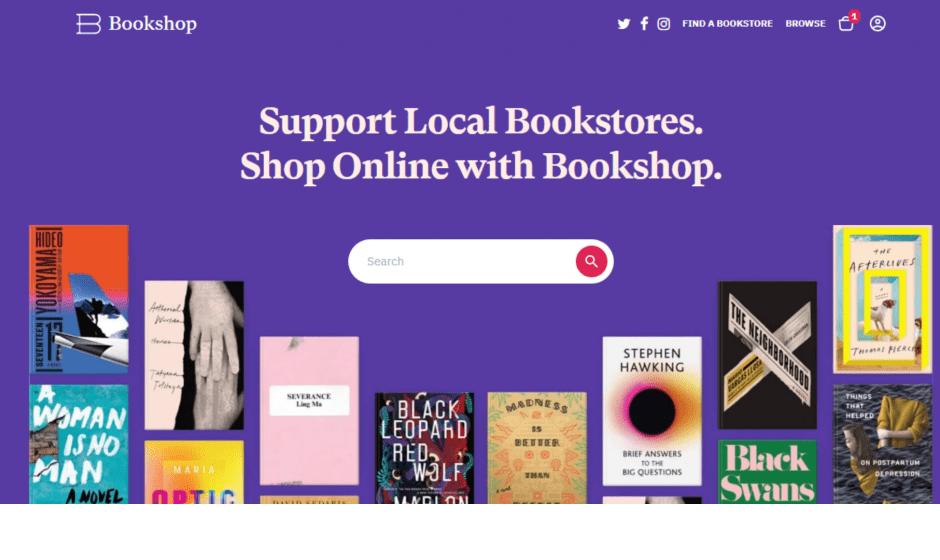 Bookshop: negli USA i libri si acquistano online dalle librerie indipendenti