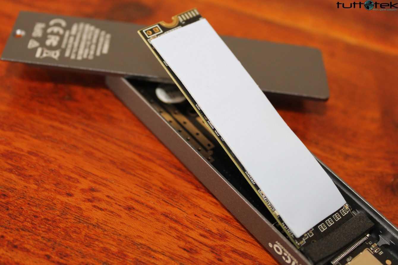 Recensione ORICO SSD Enclosure: trasforma il tuo drive
