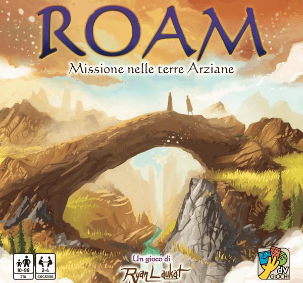 Recensione Roam: ritorno alle terre Arziane