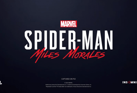 Evento PS5: annunciato Spiderman: Miles Morales