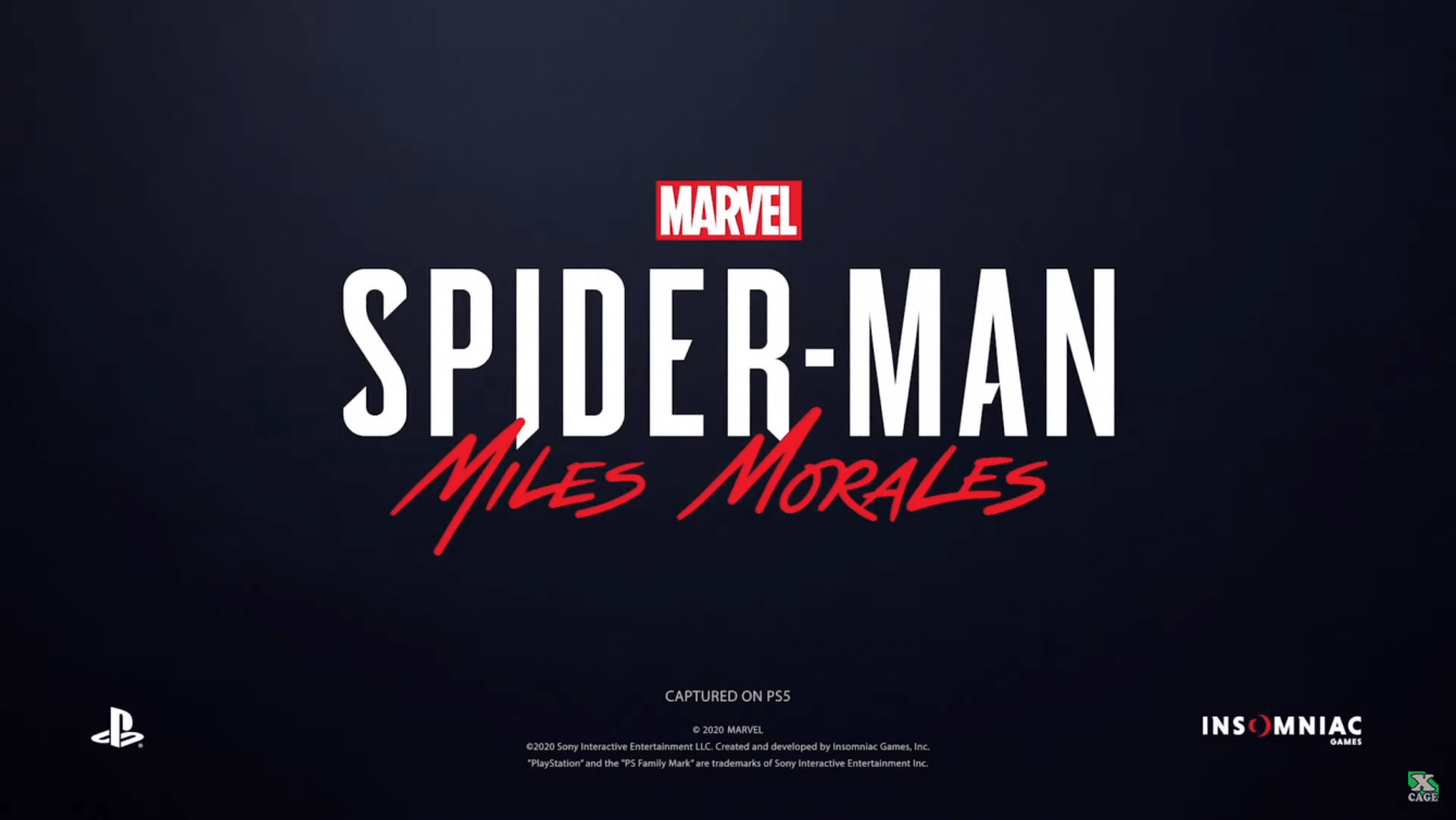 Spider Man: Miles Morales, rivelato il peso in GB su PS5