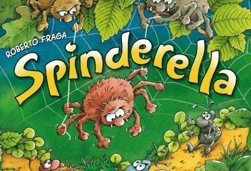 Recensione Spinderella: tenere lontano dagli aracnofobici