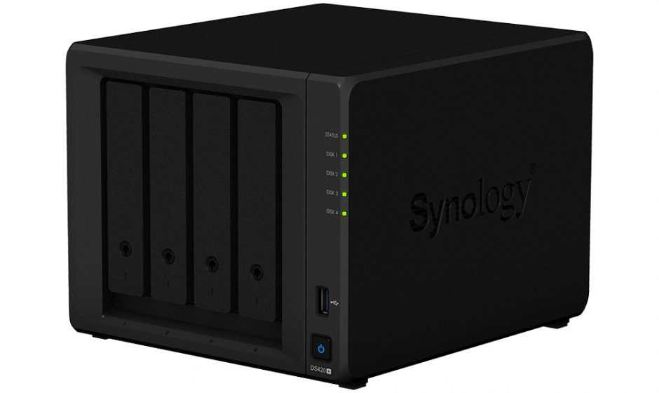 Synology: ecco i nuovi NAS della serie Plus
