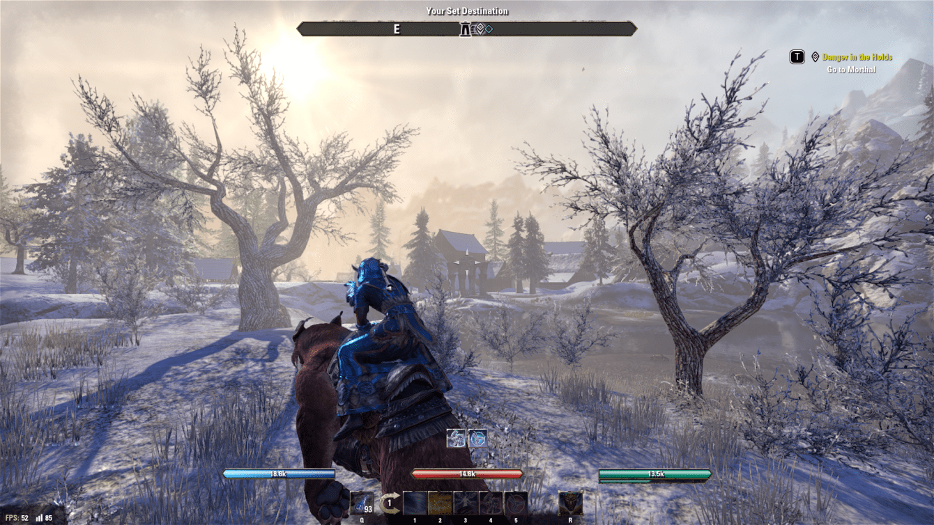 Recensione The Elder Scrolls Online: Greymoor, c'era una volta Skyrim