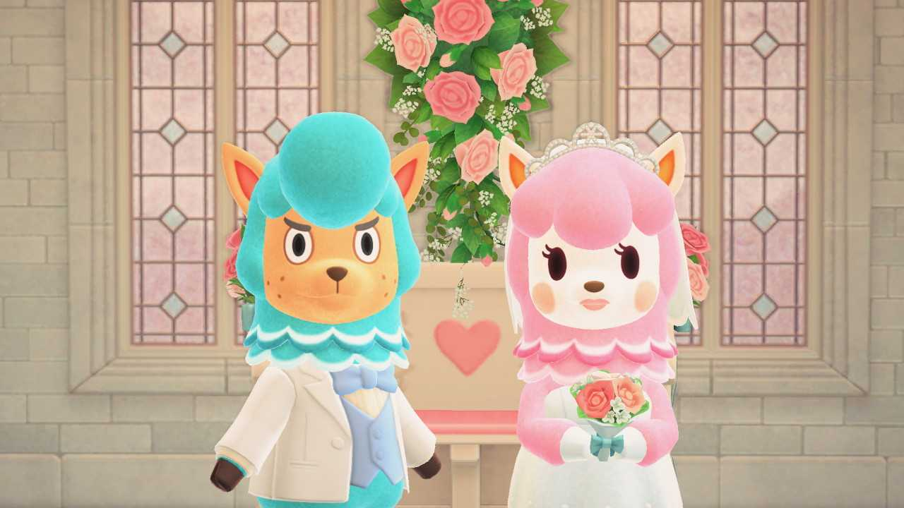 Animal Crossing: New Horizons, guida Stagione dei Matrimoni