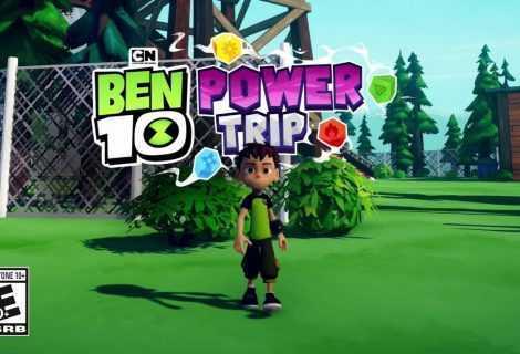 Ben 10: Power Trip, annunciata la data d'uscita con un trailer