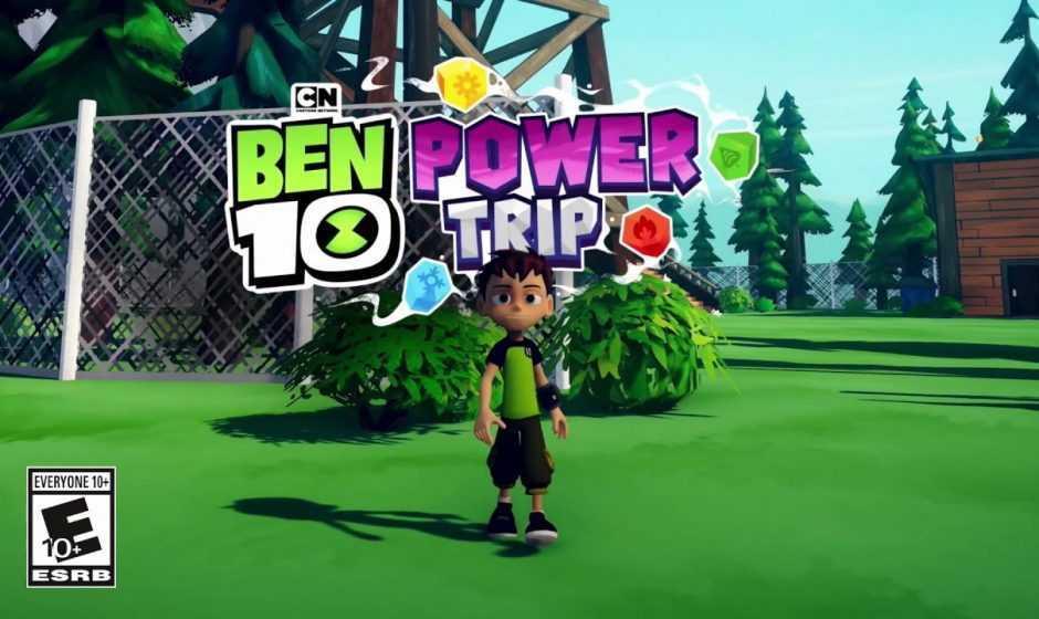 Ben 10: Power Trip! mostrato con un nuovo trailer