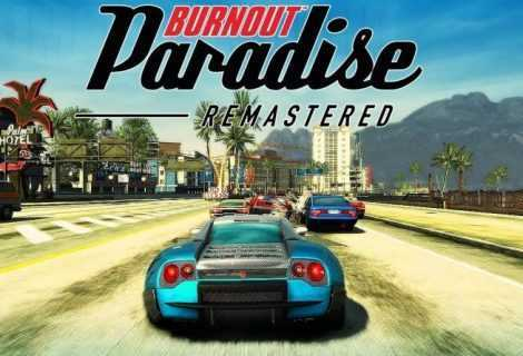 Burnout Paradise Remastered: disponibile su Nintendo Switch