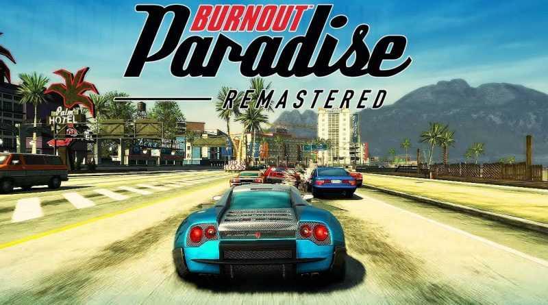 Burnout Paradise Remastered: disponibile su Nintendo Switch