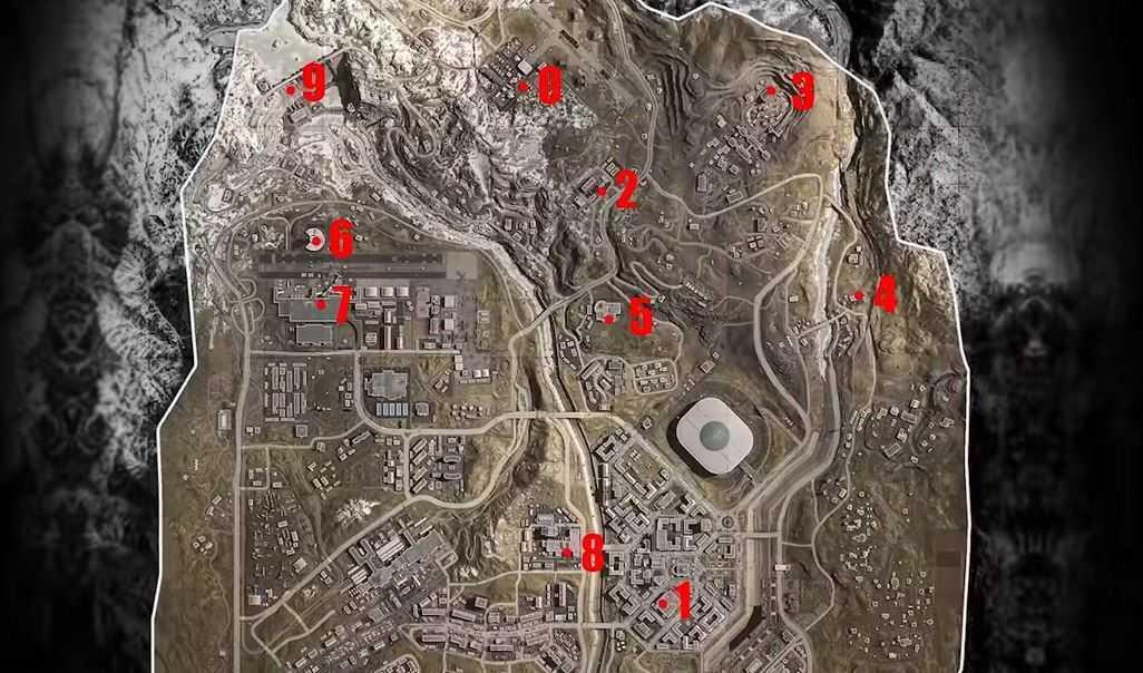 Call of Duty: Warzone, come aprire il bunker 11