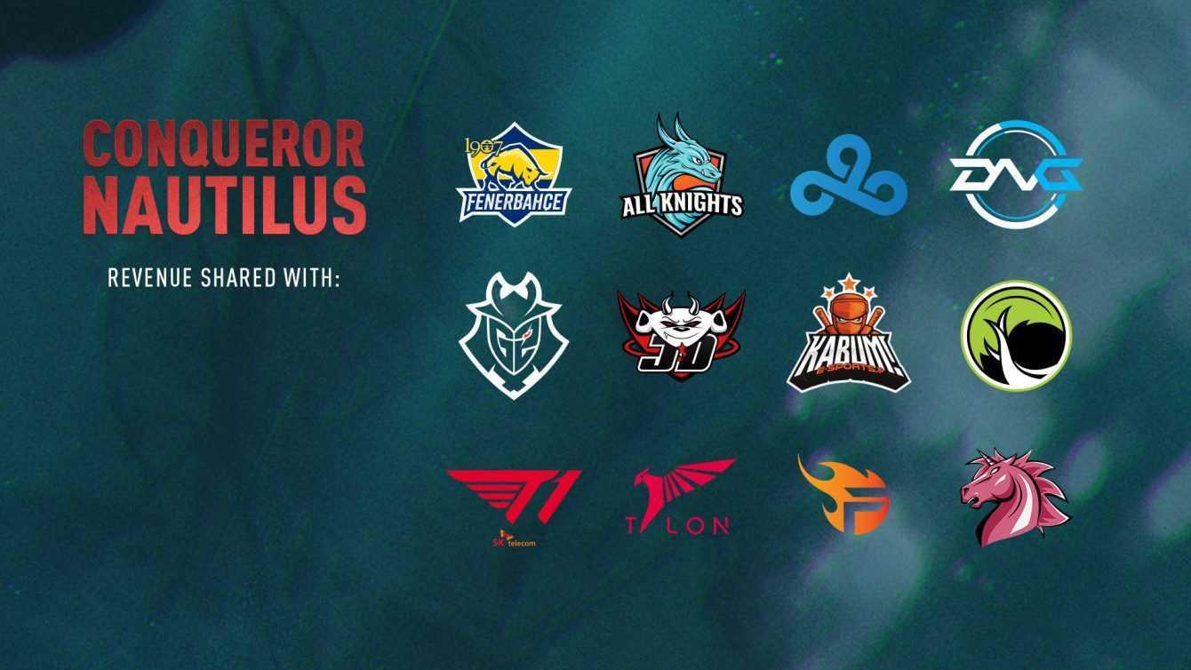 League of Legends: arriva il Nautilus Conquistatore!