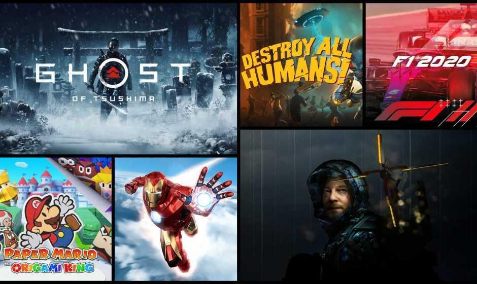 Migliori videogiochi in uscita: Luglio 2020 | Elenco