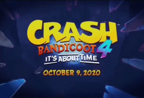 Crash Bandicoot 4 It's About Time: un trailer di gameplay mostra nuove e vecchie features