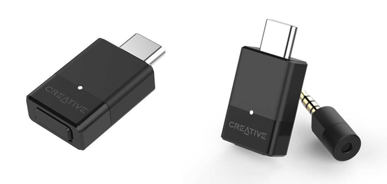 Creative BT-W3: ecco il ricetrasmettitore Bluetooth piccolo, ma potente