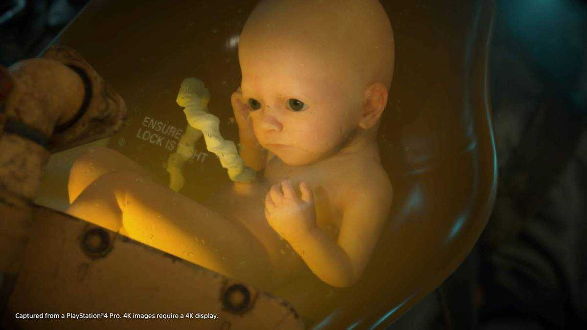 Death Stranding Director's Cut: here are all the news of this version