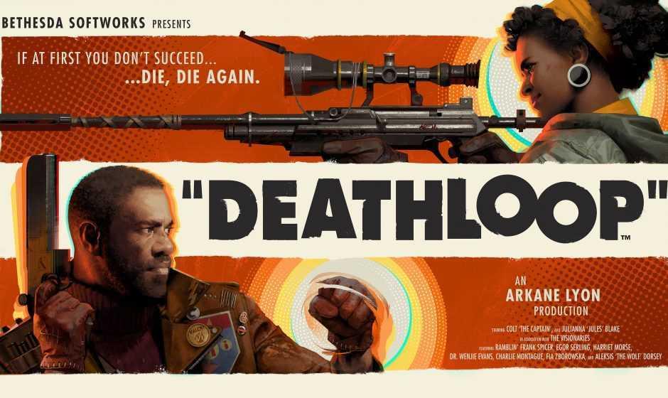 Deathloop: il gioco è stato posticipato al Q2 del 2021