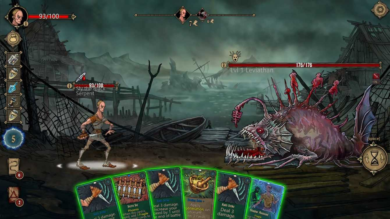 Recensione Deck of Ashes: giocare a carte con la morte