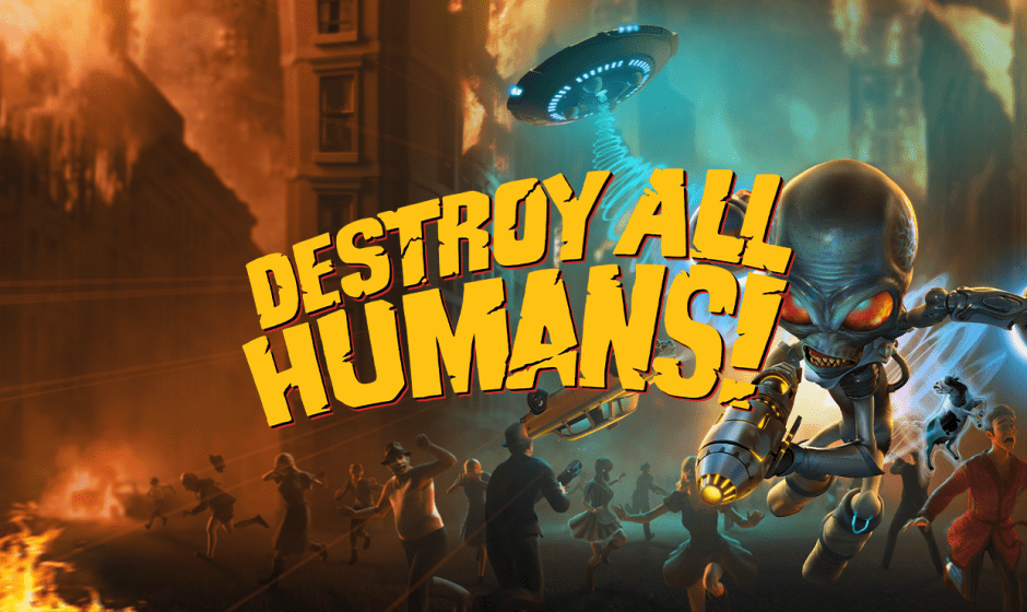 Destroy All Humans: niente versioni PS5 e Xbox Series X