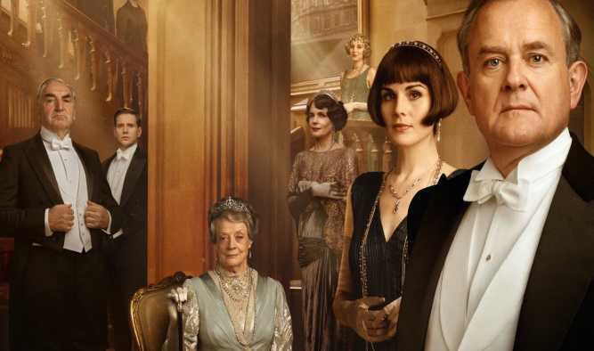 La fotografia nelle serie TV: Downton Abbey