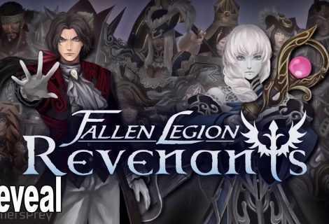 Fallen Legion Revenants annunciato per PS4 e Nintendo Switch