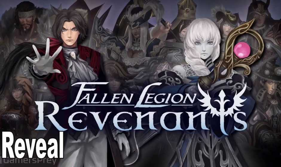 Fallen Legion Revenants annunciato per PS4 e Nintendo Switch