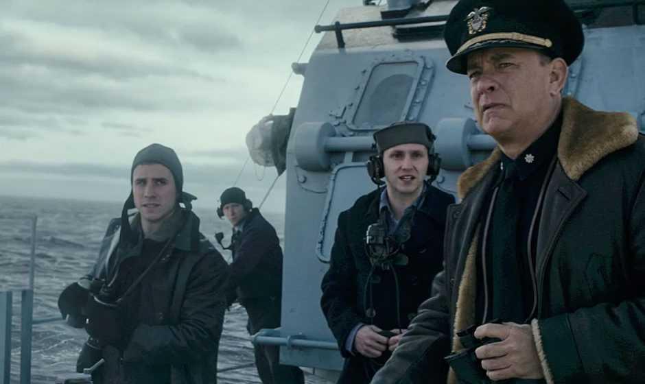 Greyhound: dal 10 luglio su AppleTV+ il nuovo film con Tom Hanks