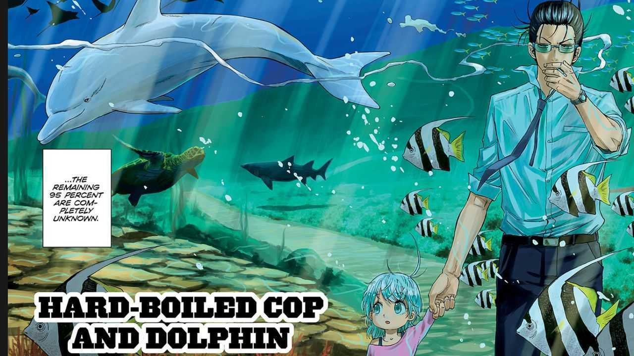 Hard-Boiled Cop and Dolphin: il nuovo manga di Tamura