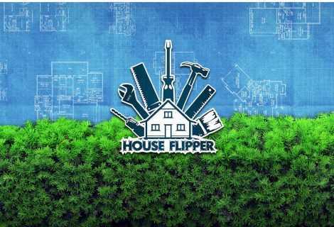 Recensione House Flipper Nintendo Switch: passione ristrutturazione