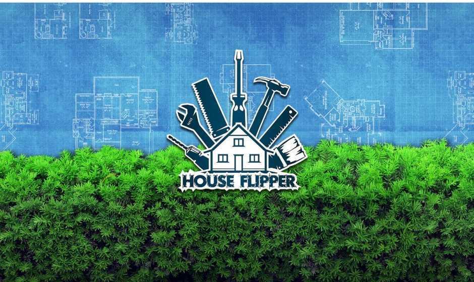 House Flipper: ristrutturate casa anche su Nintendo Switch