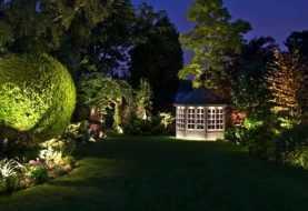 Come e perché illuminare i giardini con i fari a LED