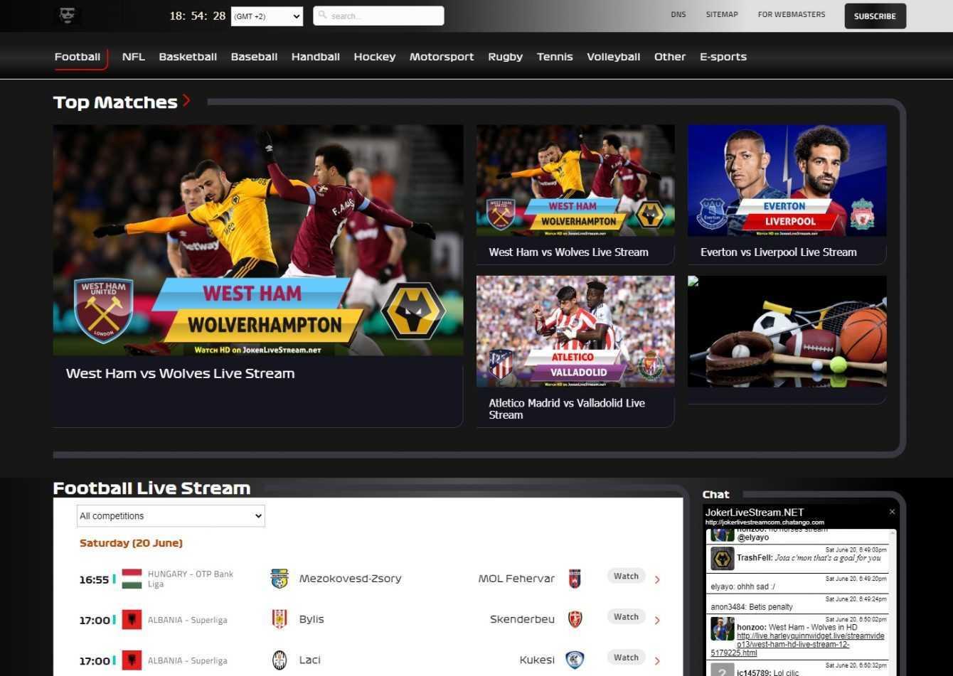 Migliori siti streaming calcio gratis | Luglio 2020