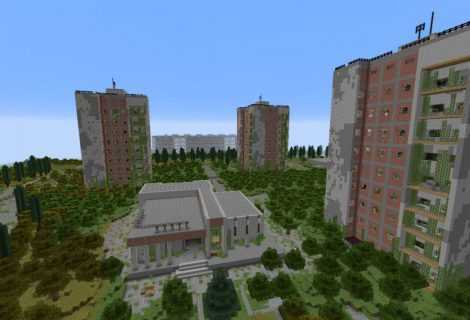 Minecraft: un fan ricrea Chernobyl nel gioco