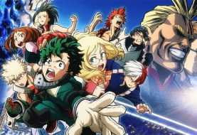 My Hero Academia: la light novel di Two Heroes arriva in Italia