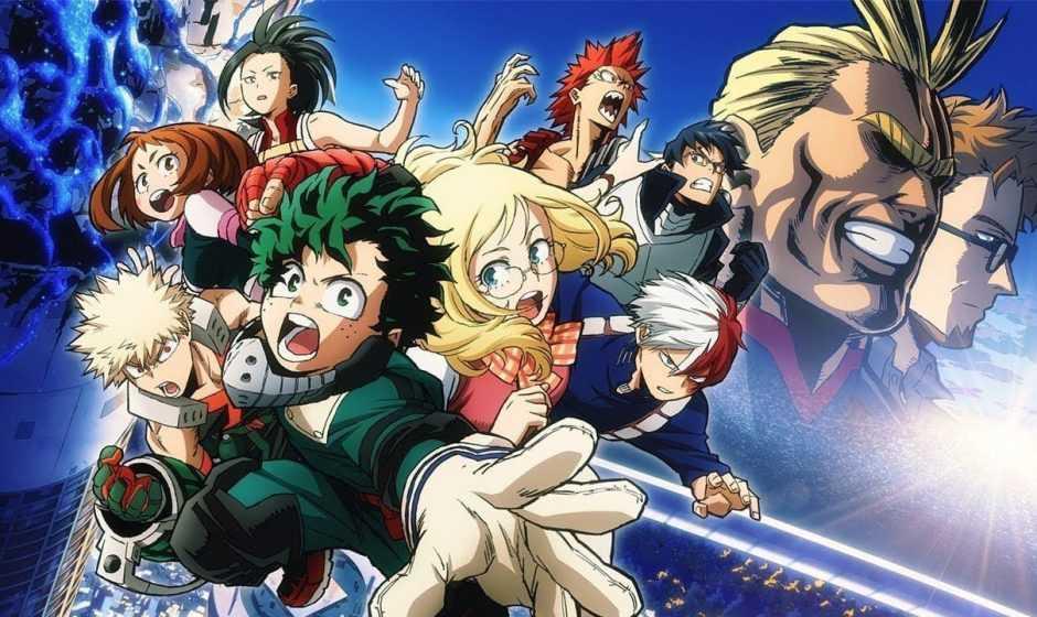 My Hero Academia: la light novel di Two Heroes arriva in Italia