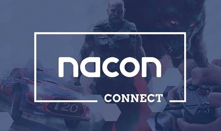 Nacon Connect: svelata la data dell'evento digitale di Nacon