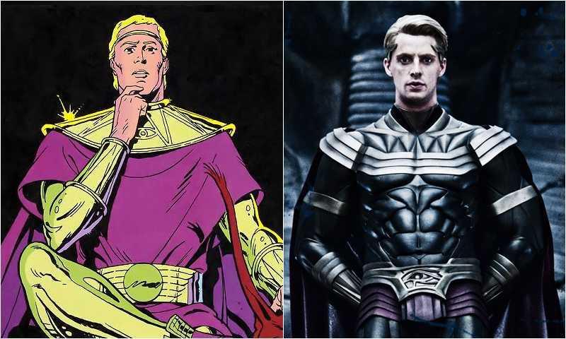 Watchmen, dalla graphic novel al criticato film di Snyder
